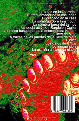 H.P. Lovecraft: Obras escogidas II (Spanish Edition): H. P. ...
