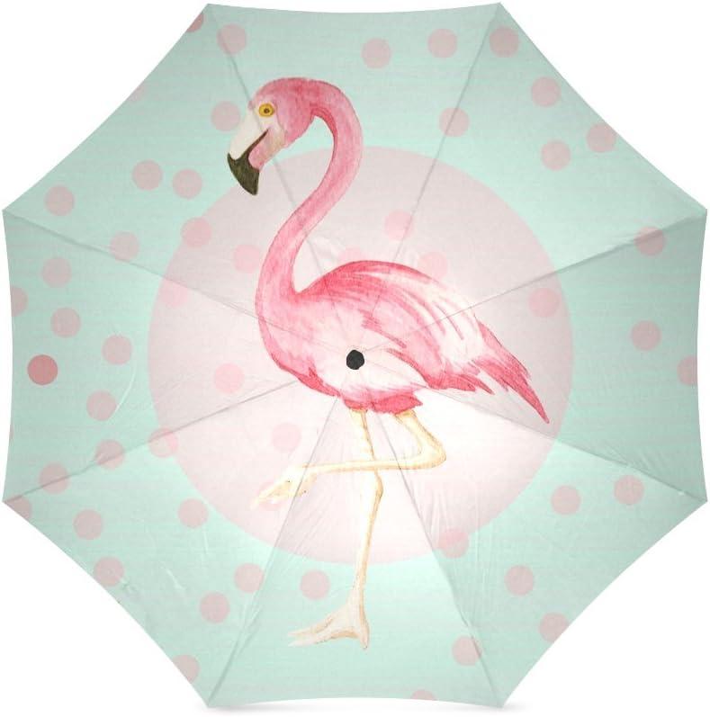Flamingo Umbrella cool Gift for Christmas