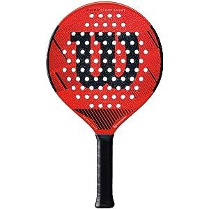 Wilson Steam Smart Countervail Platform Tennis Paddle