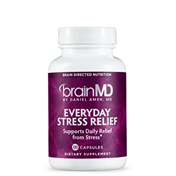 Magnus BrainMD Health Everyday Stress Relief Reviews, Ingredients, Side Effects