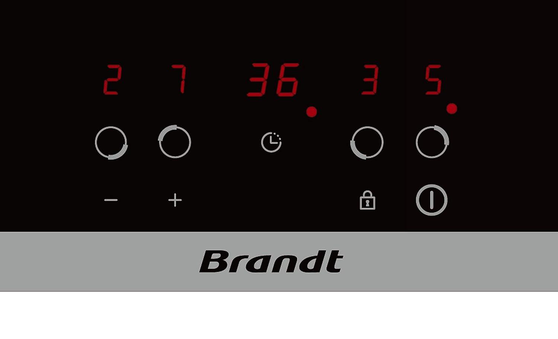 Placa vitrocerámica Brandt BPV6420B