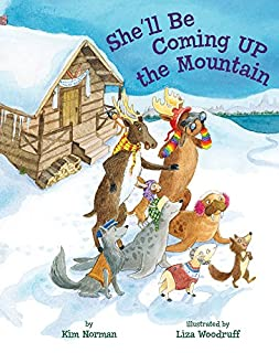Book Cover: She'll Be Coming Up the Mountain