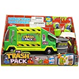The Trash Pack Garbage Truck Playset