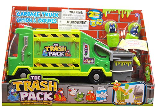 trash pack sewer truck - 1