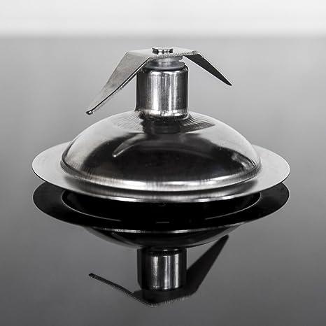 Cecotec Batidora americana de vaso de 1250W con filtro para licuados, acero inoxidable, cristal fundido termorresistente y cuchillas de titanio, ...