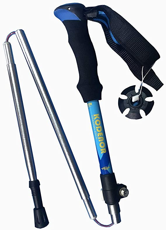 Hiking Sticks FULL SET 5 COLOURS NORD STICKS® Nordic Walking Poles Trekking