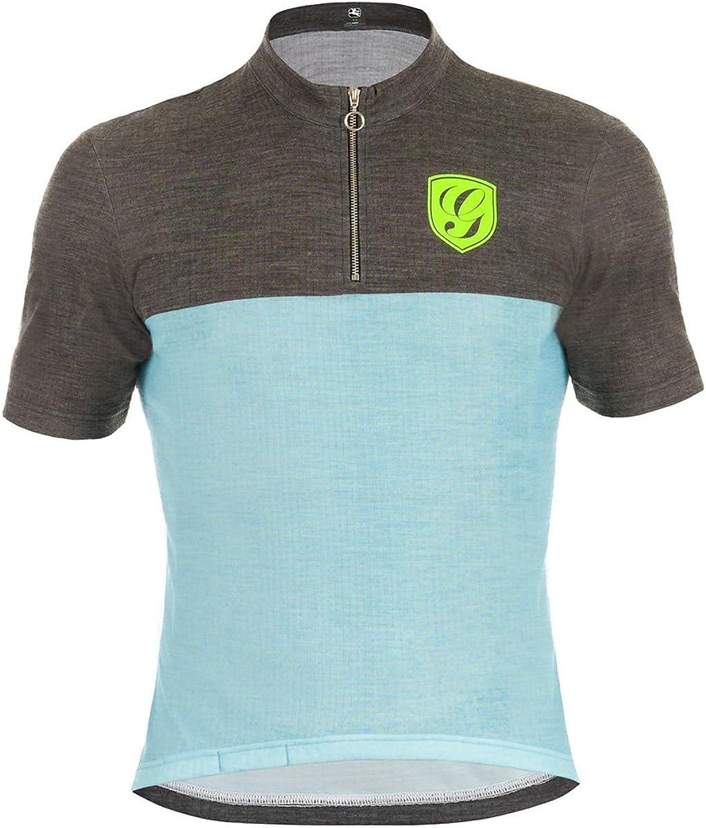 merino wool cycling jersey