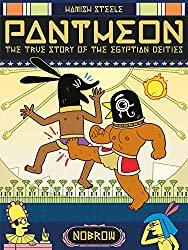 Image of the product Pantheon    that is listed on the catalogue brand of Nobrow Press.