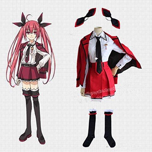 Horries Date A Live Itsuka Kotori Cosplay (Kotori Itsuka Costume)