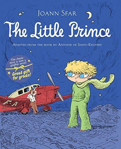 The Little Prince Graphic Novel by Antoine de Saint-Exup?ry (2013-04-16)
