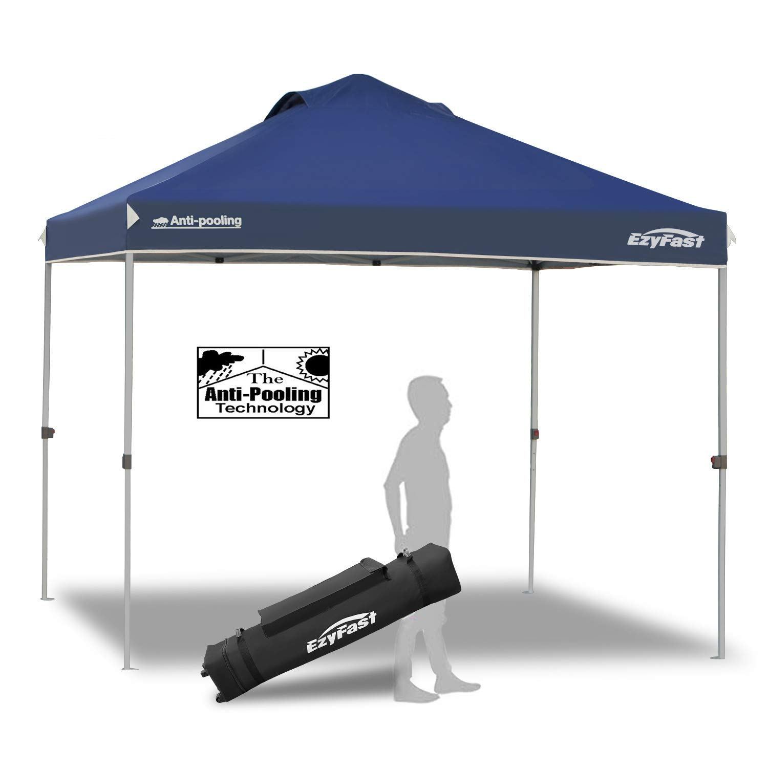EzyFast Antipool Canopy for Rain or Sunshine best beach canopy