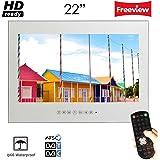 Amazon.com: MOOWIM Smart Mirror 18.5 Inch Display Touch