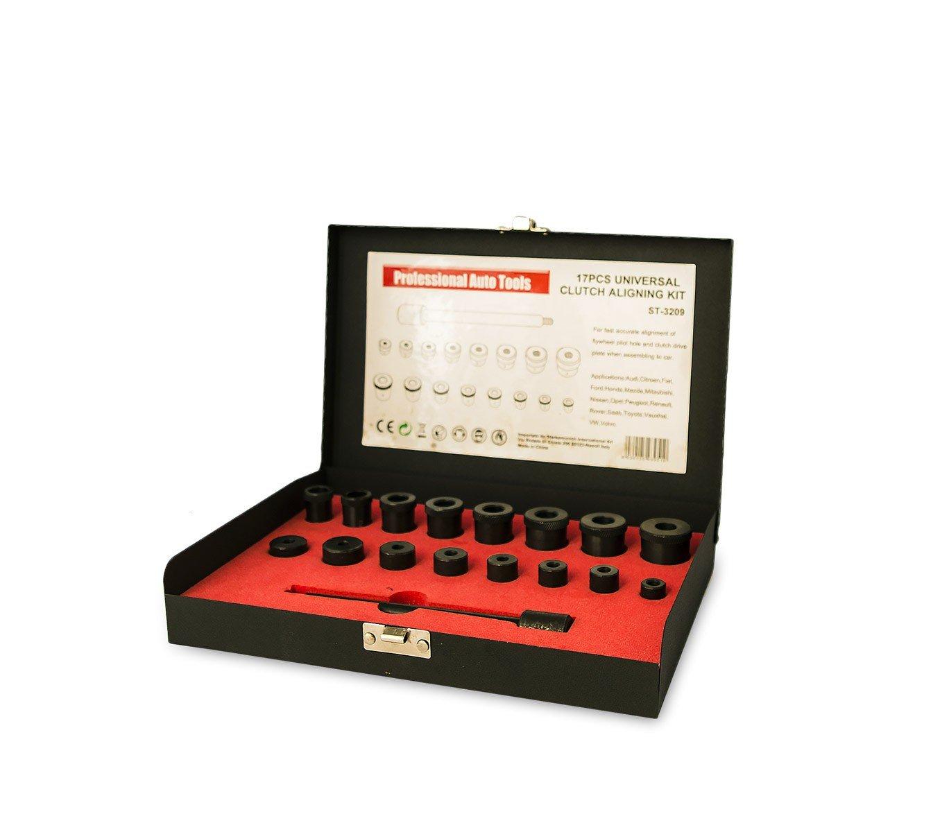 MEDIA WAVE store Kit allineamento e Regolazione Frizione 17 pz ST-3209 Professionale Starkemunich