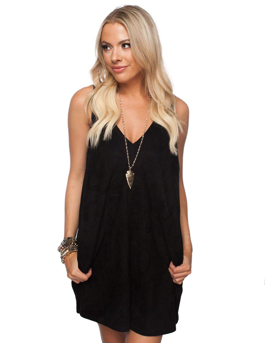 BuddyLove Sally Dress- Black