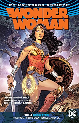 Wonder Woman Vol. 4: Godwatch (Rebirth) (Wonder Woman Vol 2 Year One Rebirth)