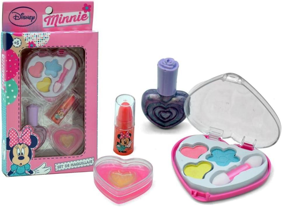 Falca- Minnie Set maquillajes+cosmética, Color Rosa (42880): Amazon.es: Juguetes y juegos
