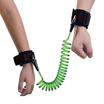 PBFONE - Arnés de seguridad para niños con correa para la muñeca ...