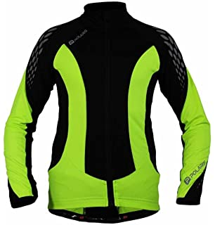 More Mile Thermal Long Sleeve Junior Cycle Jersey  Amazon.co.uk ... 4a2ee6889