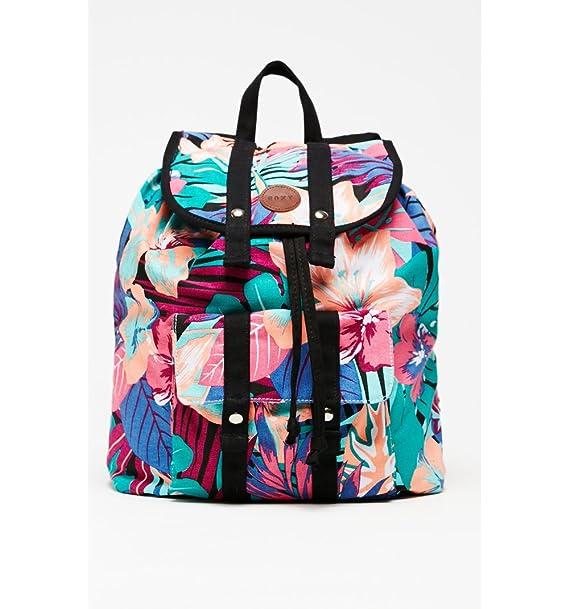 Roxy - para mujer playa Love mochila Negro negro (True Black) O/S: Amazon.es: Equipaje