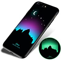 Bangcool Glow in The Dark Case for iPhone 7/8+