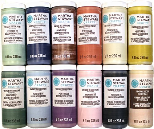 martha stewart vintage blue paint - 3