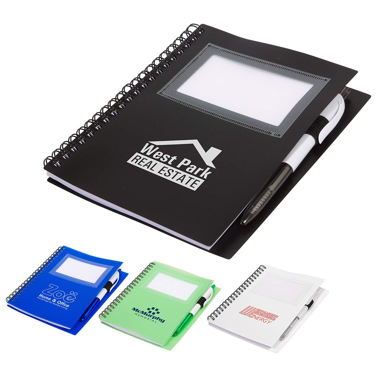 150 Personalized Note-It Memo Book Printed With Your Logo Or Message