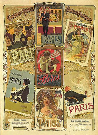 Paris Posters France French Vintage Poster Repro