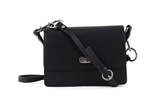 40d350ab7b79 ESPRIT edc London Small Shoulder Bag Black  Amazon.co.uk  Shoes   Bags