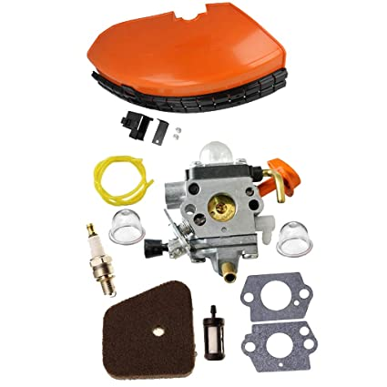 Amazon.com: Flameer Carburetor Kit para Stihl FS110RX ...