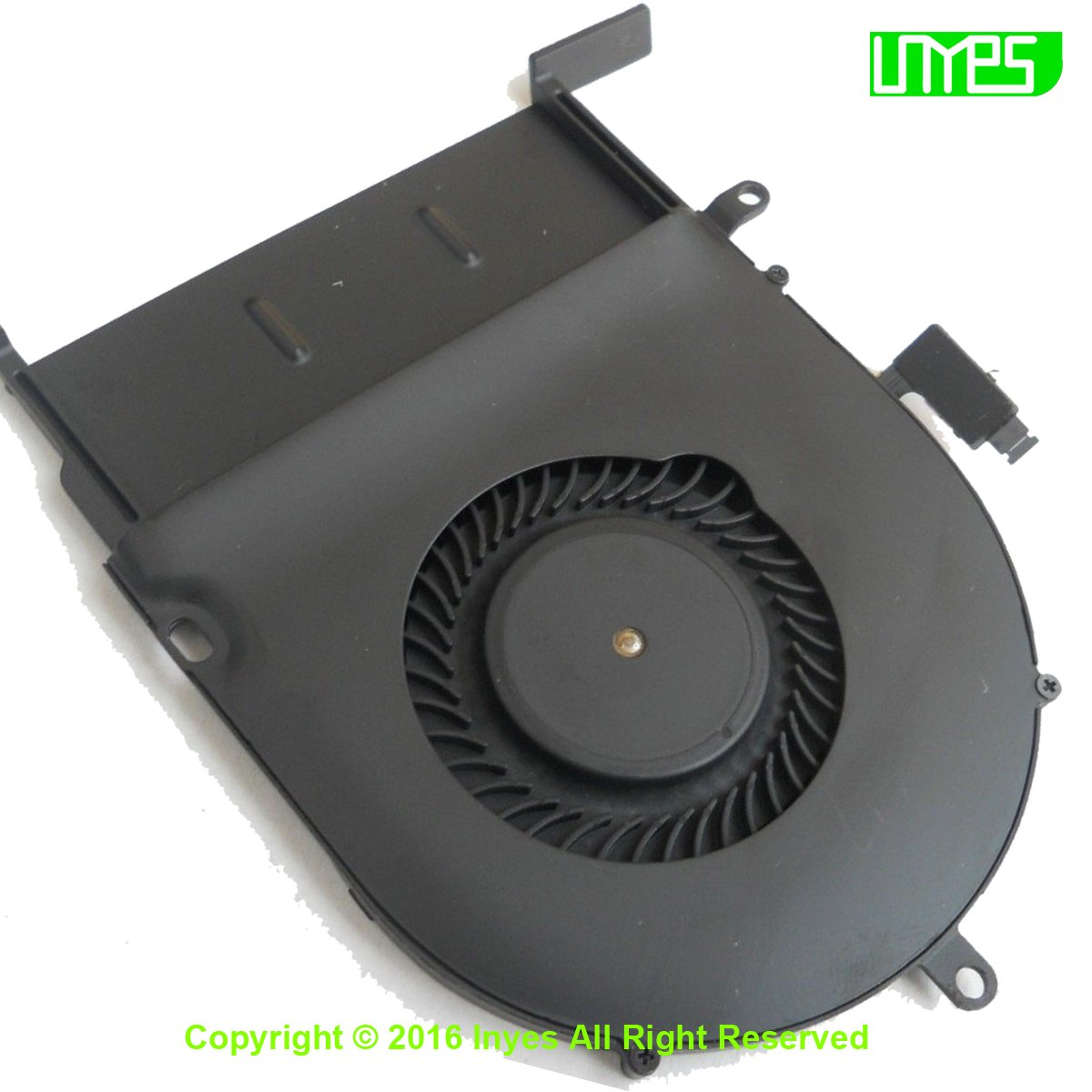 Generic CPU Fan Cooling for MacBook Pro 13'' Retina A1502 Late 2013, Mid 2014, Early 2015 by INYES