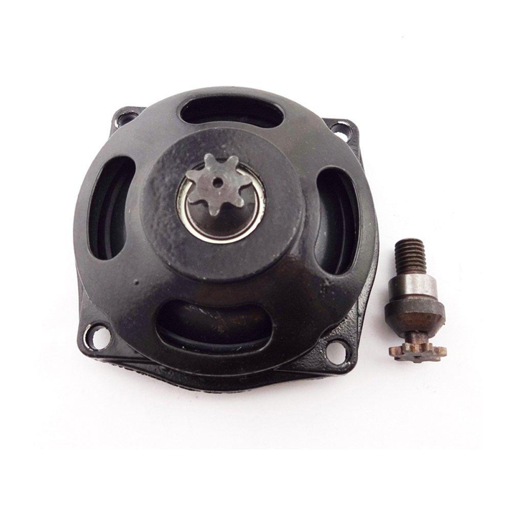 TC-Motor Minimoto Engine Clutch Drum Gear Box + 25H 7 Tooth Pinion For 2 Stroke 47cc 49cc Engine Chinese Pocket Bike Mini Dirt ATV Quad
