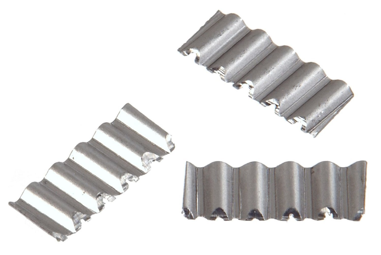 Hillman Joint Fastener 1/2 ''X5'' Steel Card Of 20