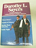 Wings Suspense: Dorothy L. Sayers: Four Complete Peter Wimsey Novels