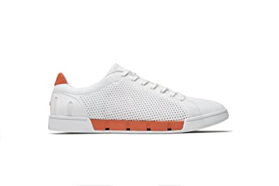 894cad59b3ab Swims Men s Breeze Tennis Knit Sneakers for Pool and Summer  Amazon ...