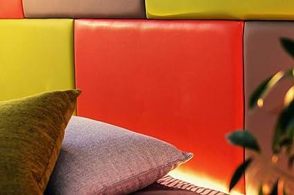 Ponti divani puzzle pannello imbottito per testiera letto