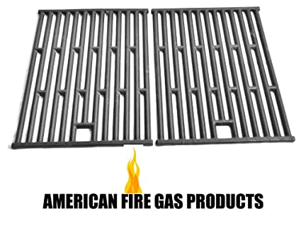 Uniflasy Cast Iron Grill Cooking Grid Grate Replacement Parts for ...