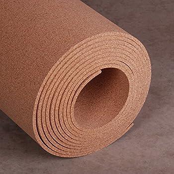 natural cork roll 4u0027 x 25u0027