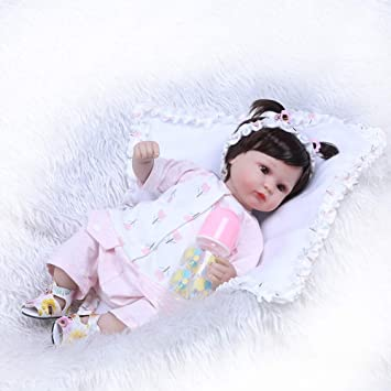 Doll Reborn Bebe Baby 15.7
