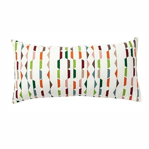 Ikea Cojín penninggräs 30 x 60 cm cuello rollo: Amazon.es: Hogar