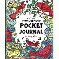 Pocket Journal ~ Do-It-Yourself Homeschooling ~ 60 Day Plan: A Miniature Fun-Schooling Journal for Active Kids - Ages 10+  (Bible-Based) (Homeschool while Traveling - Compact Size)