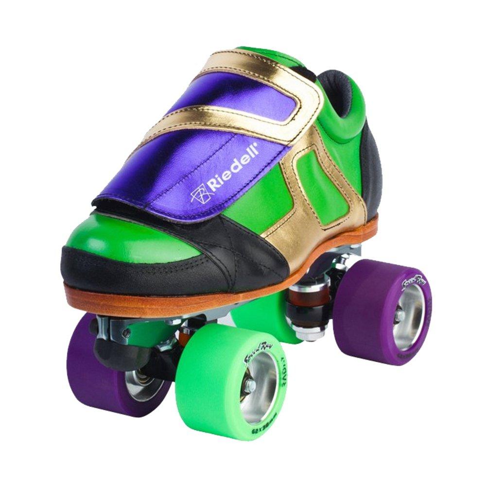 Riedell 951 Phaze Jam Roller Skates - 7.0 by Riedell