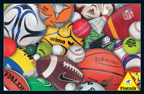 Sports 1000 Piece Jigsaw Puzzle