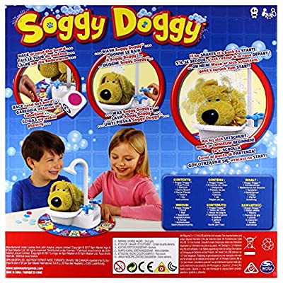 Spin Master 6039761 Games - Soggy Doggy: Toys & Games