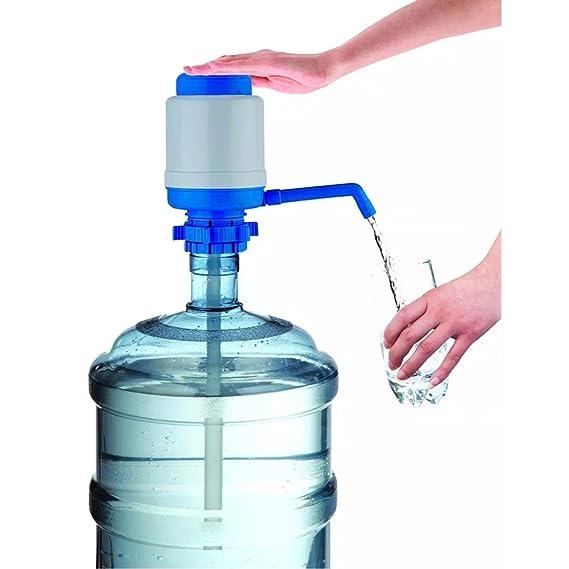 DABUTY S.L. Bomba dispensador de agua para botellas y garrafas de diferentes tamaños: Amazon.es: Hogar