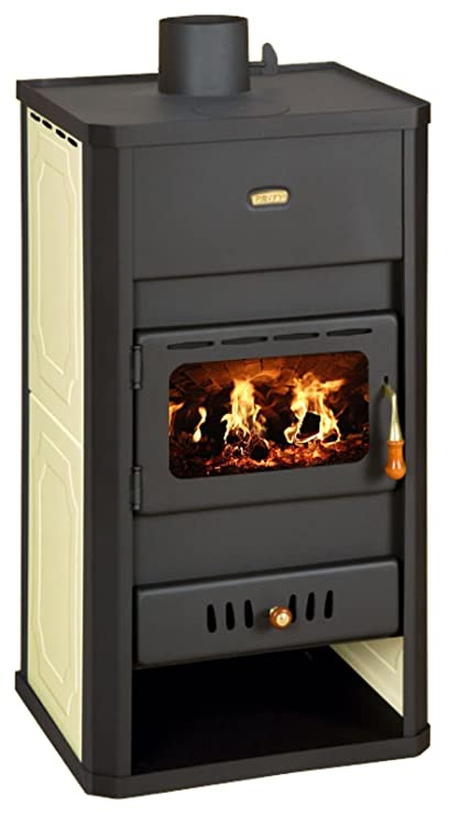 Estufa de leña calentador Chimenea Multi combustible Prity S3 W13
