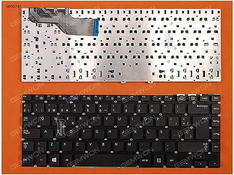IFINGER Teclado español para Samsung v135360ck1 Nuevo Desde ESPAÑA Origen ESPAÑA: Amazon.es: Electrónica