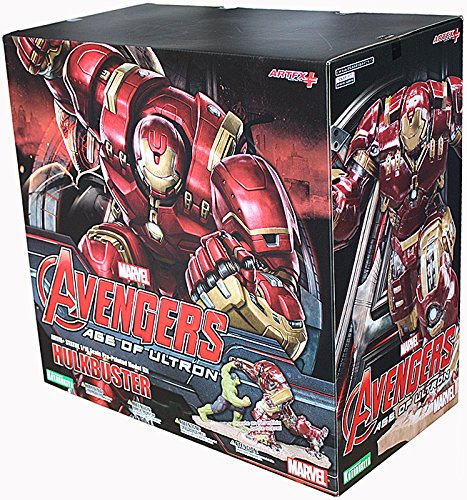 Download Kotobukiya ArtFX + Avengers Age of Ultron Hulkbuster Iron Man Statue