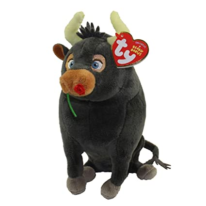 de94f9691d2 Image Unavailable. Image not available for. Color  TY 6 quot  Ferdinand The Bull  Beanie Babies Plush Stuffed Animal ...