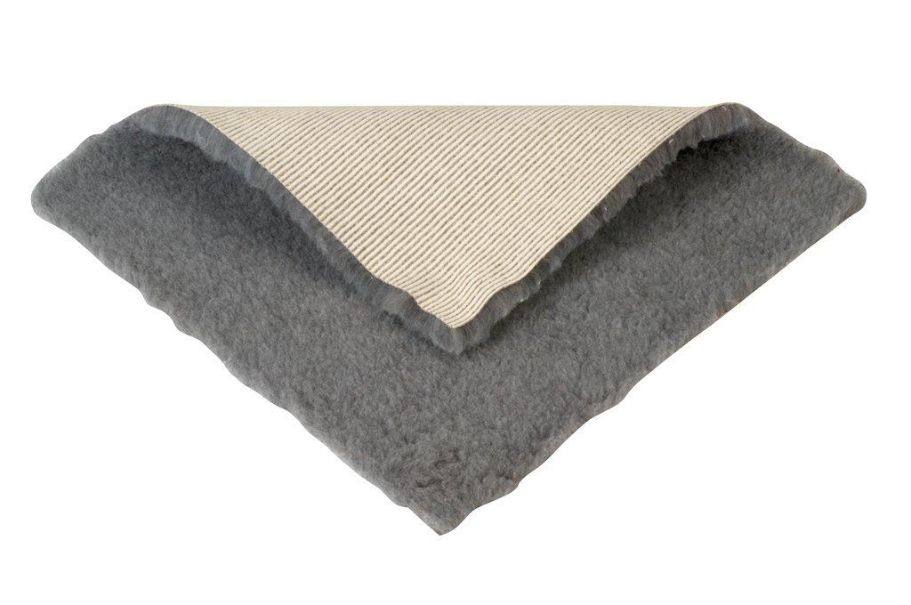 35.5 x 24 in Kruuse KR381620 Vet Dog Bed, Anti-Slip, Grey, 90 X 60cm