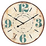 VIP International Round Wall Clock -